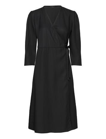 Bruuns Bazaar Pralenza Annlee Dress Polvipituinen Mekko Musta Bruuns Bazaar BLACK