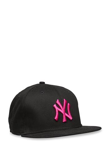 New Era Wmns Fass Ess 950 Neyyan Accessories Headwear Caps Musta New Era BLKHPK