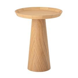 Bloomingville Luana sivupöytä Ø 44 cm Tammi