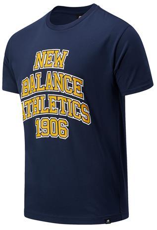NEW BALANCE Nb Athletics Varsity Spec miesten t-paita