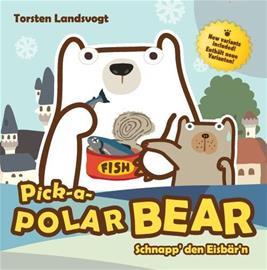 Pick-a-Polar Bear Lautapeli
