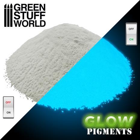 GSW Glow Pigments: Mind Turquoise 30ml