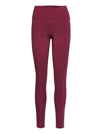 Drop of Mindfulness Bow Ll Running/training Tights Vaaleanpunainen Drop Of Mindfulness ROSE
