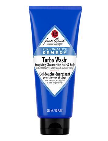 Jack Black Turbo Wash Energizing Cleanser Beauty MEN Skin Care Body Shower Gel Nude Jack Black NO COLOUR