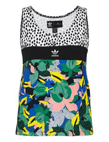 adidas Originals Tank T-shirts & Tops Sleeveless Monivärinen/Kuvioitu Adidas Originals MULTCO