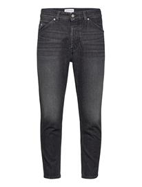 Calvin Klein Jeans Dad Jean Farkut Musta Calvin Klein Jeans BB046 - ICN BLACK