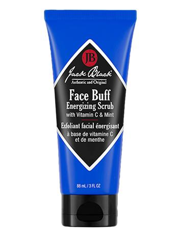 Jack Black Face Buff Energizing Scrub Kasvojenpuhdistus Nude Jack Black NO COLOUR