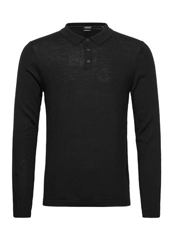 Esprit Collection Sweaters Polos Long-sleeved Musta Esprit Collection BLACK