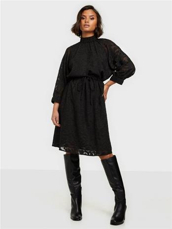 Selected Femme Slfreese-Damina 3/4 Short Dress B