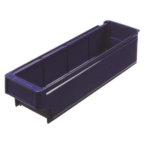Schoeller Allibert ARCA 9101 Lokerolaatikko sininen 300x115x100 mm