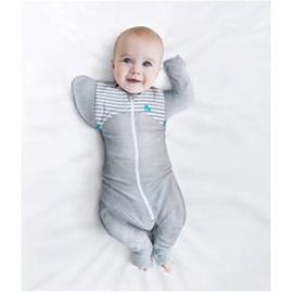 Love To Swaddle Up unipuku 50/50, Grey 1 Tog