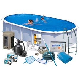 Swim & Fun 2745 Allaspaketti 9,15 x 4,7 x 1,32 m, 43,595 l