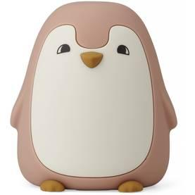Liewood Pingviini yövalo Penguin dark rose