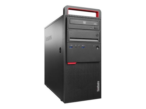 Lenovo ThinkCentre M900 10FD0013MX (i5-6500, 4 GB, 500 GB HDD, Win 10), keskusyksikkö
