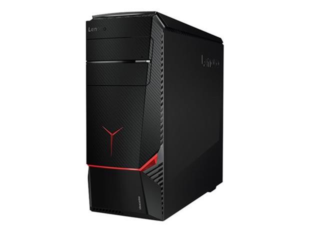 Lenovo IdeaCentre Y900-34ISZ 90DD0045MT (i5-6600k, 8 GB, 120 GB SSD + 1 TB Hybrid, Win 10), keskusyksikkö