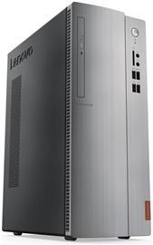 Lenovo IdeaCentre 510-15SKL 90G8 (G4560, 8 GB, 1 TB HDD, Win 10), keskusyksikkö