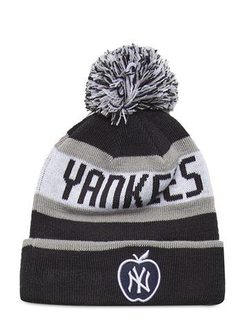 New Era Mlb Kids Jake Cuff Knit Accessories Headwear Hats Sininen New Era NVY