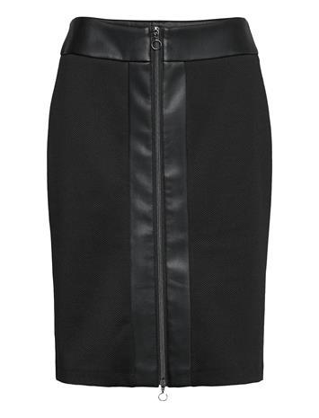 Betty Barclay Skirt Medium Length Classic Lyhyt Hame Musta Betty Barclay BLACK