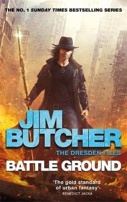 Battle Ground (Jim Butcher), kirja