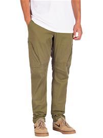 DU/ER Live Free Adventure Pants loden green Miehet
