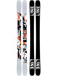 Line Tom Wallisch Pro 164 2021 design Miehet