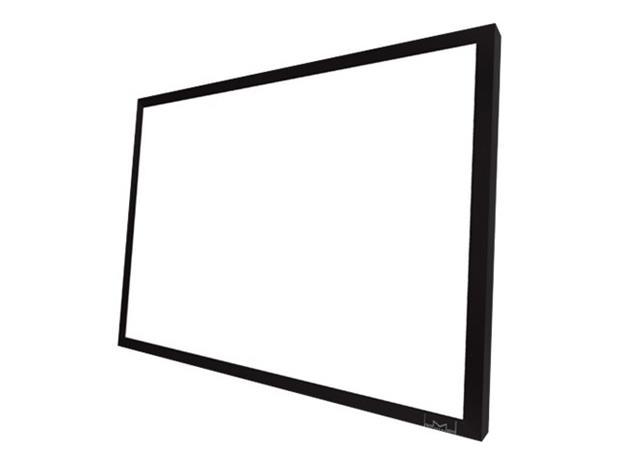 "Multibrackets M Framed Projection Screen 16:10 150"", valkokangas"