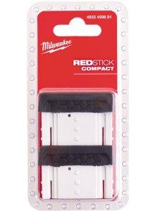 Milwaukee 4932459681 Redstick Compact, kansi vesivaa'alle 2 kpl