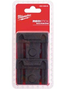 Milwaukee 4932459680 Redstick Backbone, kansi vesivaa'alle 2 kpl