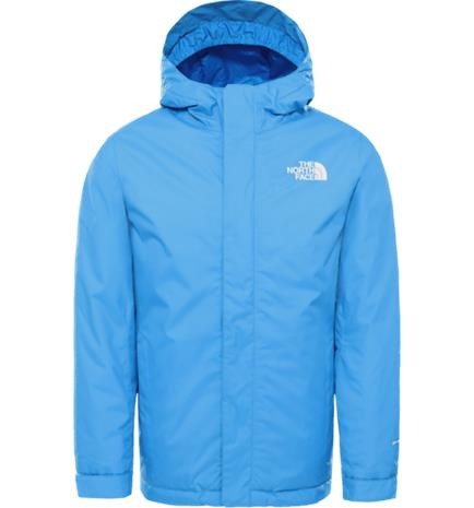The North Face J SNOWQUEST JACKET CLEAR LAKE BLUE