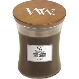 WoodWick Amber & Incense - 615 g