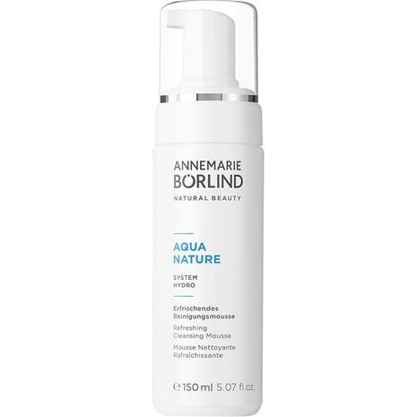 Annemarie Börlind Aquanature Refreshing Cleansing Mousse - 150 ml