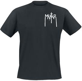 Mantar - Grungetown Hooligans II - T-paita - Miehet - Musta