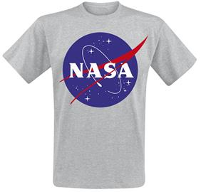 NASA - Insignia - T-paita - Miehet - Musta