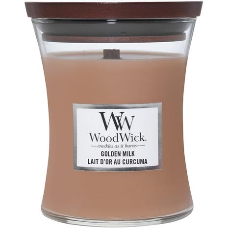 WoodWick Golden Milk - 615 g