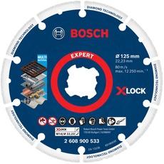 Timanttikatkaisulaikka Bosch X-LOCK 2608900533; 125 mm