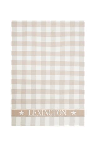 Lexington Keittiöpyyhe Icons Checked Cotton Terry Kitchen Towel