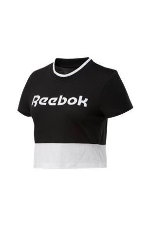 Reebok Performance Pusero TE Linear Logo Crop Tee