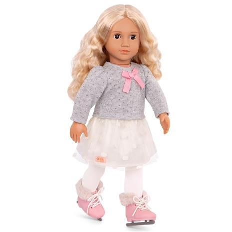 Our Generation - Tesso Doll with Skates (731270)