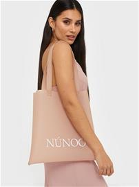 NuNoo Small tote vegan Vaaleanpunainen