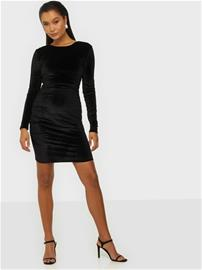 NLY Trend Into You Sparkle Dress