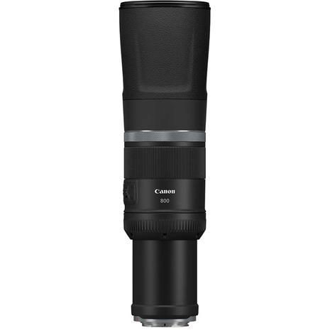 Canon RF 800mm f/11 IS STM, objektiivi
