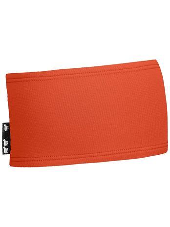 Ortovox Light Fleece Headband desert orange