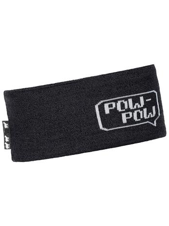 Ortovox Pixel Pow Headband black raven Miehet