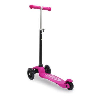 JAMARA Kick Light Skoot se, vaaleanpunainen