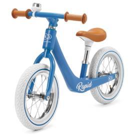 Kinderkraft - tasapainossa oleva Potkupyörä nopea sininen safiiri