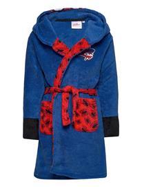 Marvel Dress Aamutakki Kylpytakki Sininen Marvel BLUE, Lastenvaatteet