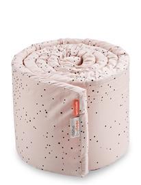 Done by Deer Bed Bumper Dreamy Dots Home Sleep Time Bed Bumper Vaaleanpunainen D By Deer POWDER