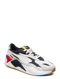 PUMA Rs-X Wh Matalavartiset Sneakerit Tennarit Musta PUMA PUMA WHITE-PUMA BLACK