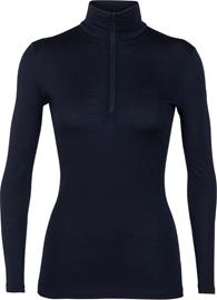 Icebreaker 200 Oasis LS Half-Zip Top Women, midnight navy