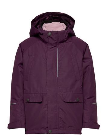 Polarn O. Pyret Jacket 3 In 1 School Outerwear Jackets & Coats Windbreaker Liila Polarn O. Pyret MOON